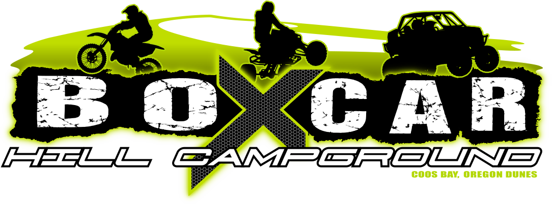 Boxcar Hill Campground Logo